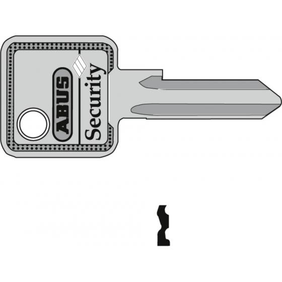 ABUS Schlüsselrohling C50/C60R GK MS