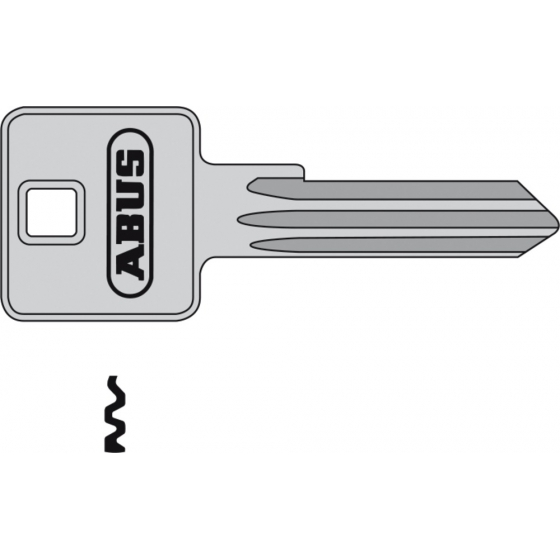 ABUS Schlüsselrohling E20/E30