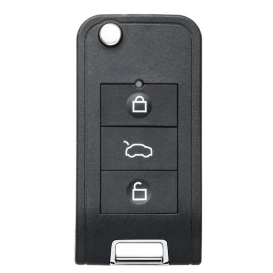 Silca CIRFH4 Remote Car Key für Dacia, Renault