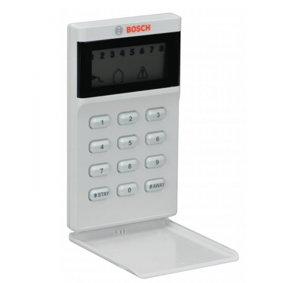 Bosch IUI-AMAX-LCD8 AMAX 2000 Bedienteil D8
