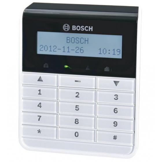 Bosch IUI-AMAX4-TEXT AMAX Bedienteill 4000 T