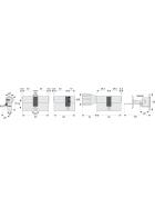 ABUS ECCR590 Außenzylinder