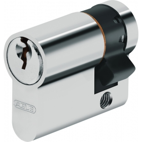 ABUS C83 Profil-Halbzylinder 10/90 3 Schlüssel EK