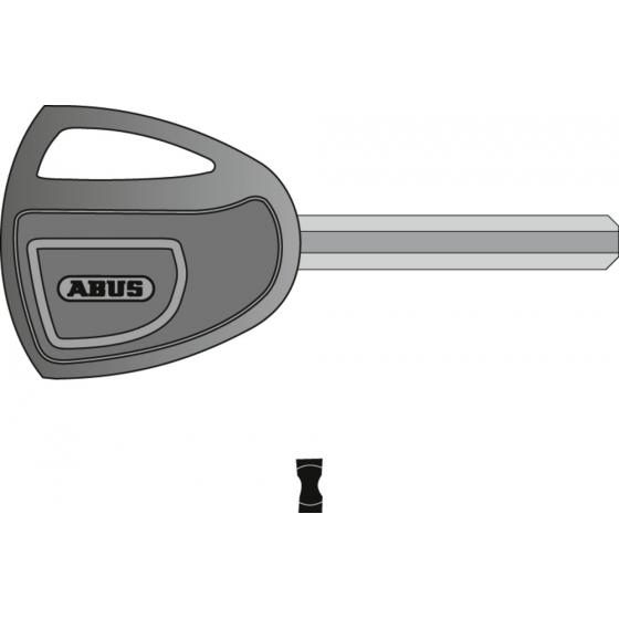 ABUS Schlüsselrohling PLUS Leuchtschlüssel