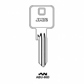 JMA ABU-86D Schlüsselrohling für ABUS