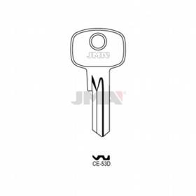 JMA CE-53D Schlüsselrohling für CES