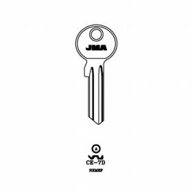 JMA CE-7D Schlüsselrohling für CES