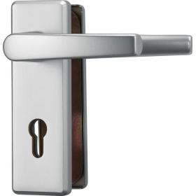 ABUS KKT512 Türschutzbeschlag ohne Zylinderschutz - Klasse ES1