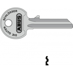 ABUS Schlüsselrohling 36/55, 27/50R