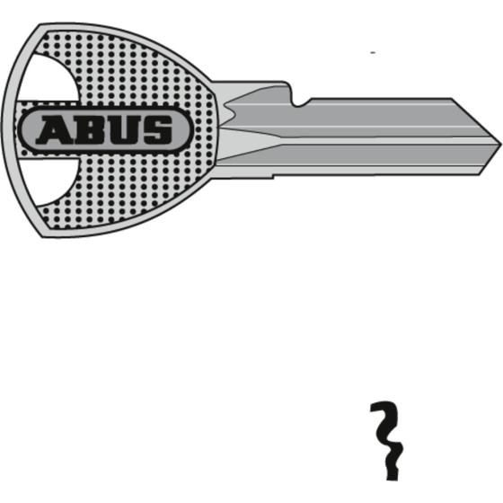 ABUS Schlüsselrohling 45/30+35 + 55/30+35