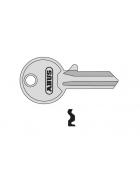 ABUS Schlüsselrohling 85/15 R