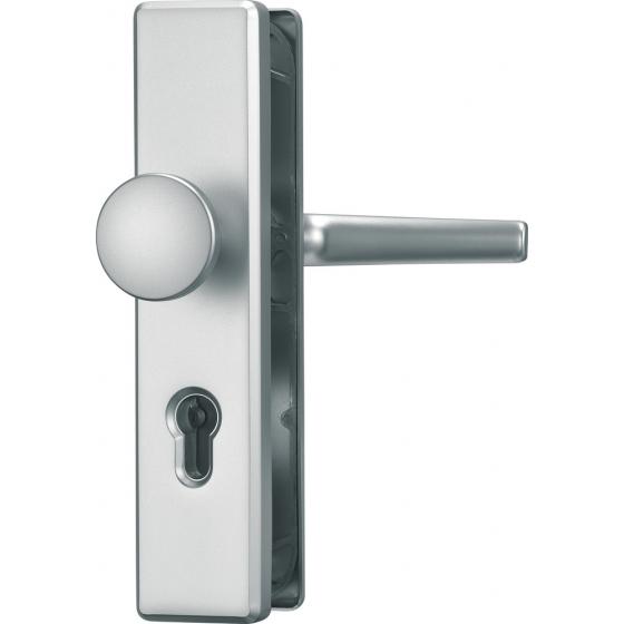 ABUS KLS114 Türschutzbeschlag ohne Zylinderschutz