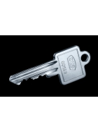 BKS PZ88 Schlüsselrohling 5-stiftig