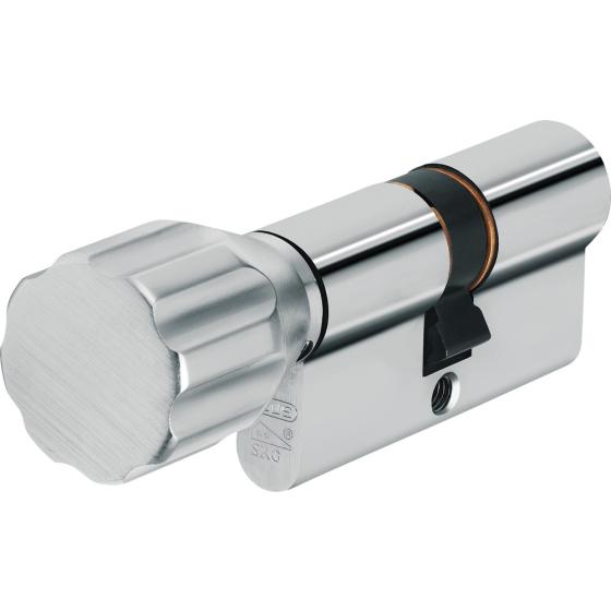 ABUS KXP2S Profil-Knaufzylinder mit Sicherungskarte