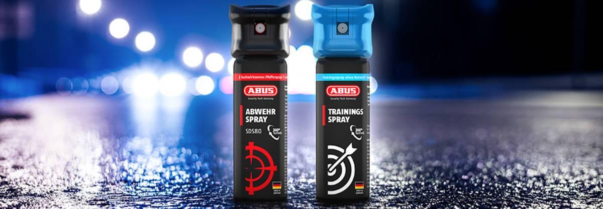 ABUS SDS80 Abwehrspray
